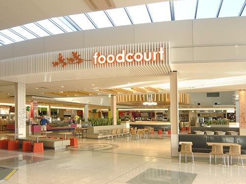 MACARTHUR SQUARE FOOD PRECINCT