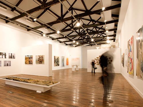 NATIONAL ART SCHOOL – GALLERY