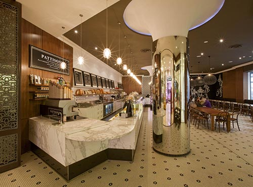PATTISONS PATISSERIE – WESTFIELD CHATSWOOD