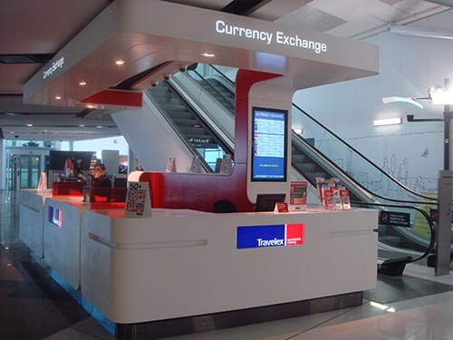 TRAVELEX ROLLOUT – SYDNEY INTERNATIONAL AIRPORT